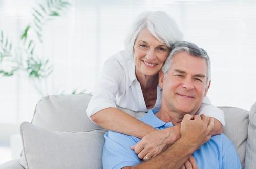 Auch im Alter glücklich wohnen