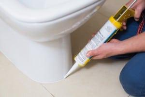 Sanierung des Badezimmers