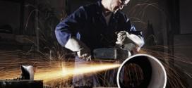 Arbeiten mit Metall - eine heiße Angelegenheit