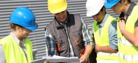 Ausbildung auf dem Bau kann spannend sein