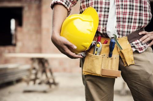 Der Stundenlohn auf dem Bau hängt vom Arbeiter ab