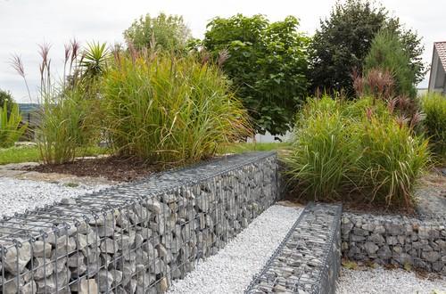 Gabionen – Garten & Inneneinrichtung aufwerten