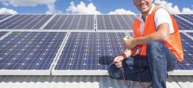 Mit Photovoltaik Energiekosten dauerhaft senken