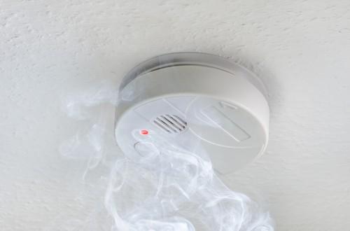 Rauchmelder können leben retten