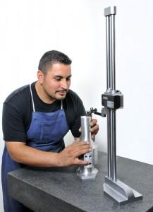 Qualitätskontrolle bei der Metallverarbeitung