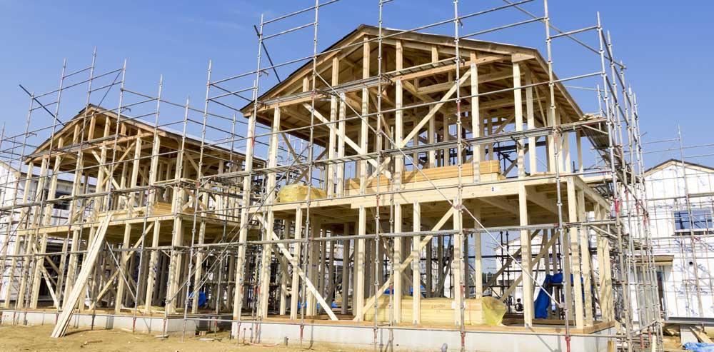 Fachwerkhaus modern bauen